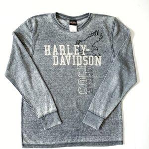 Harley-Davidson|Men's Long Sleeve